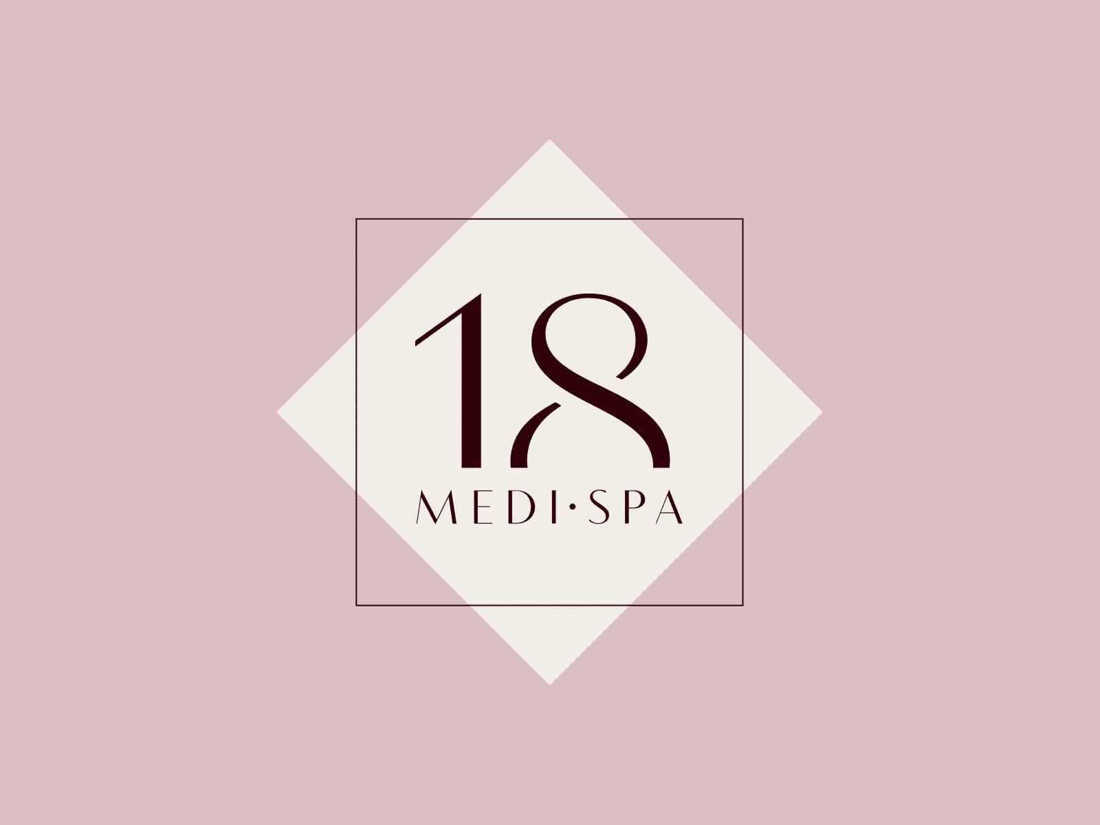 18 Medi Spa Logo Design