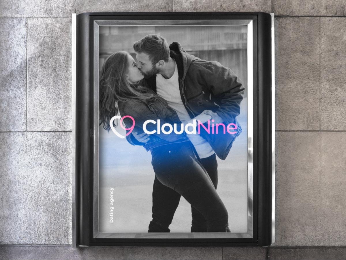 CloudNine Logo Design