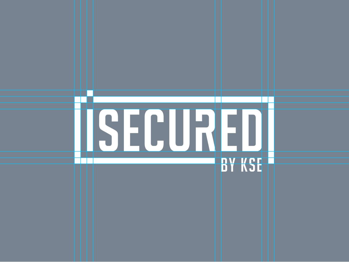 iSecured Logo Design