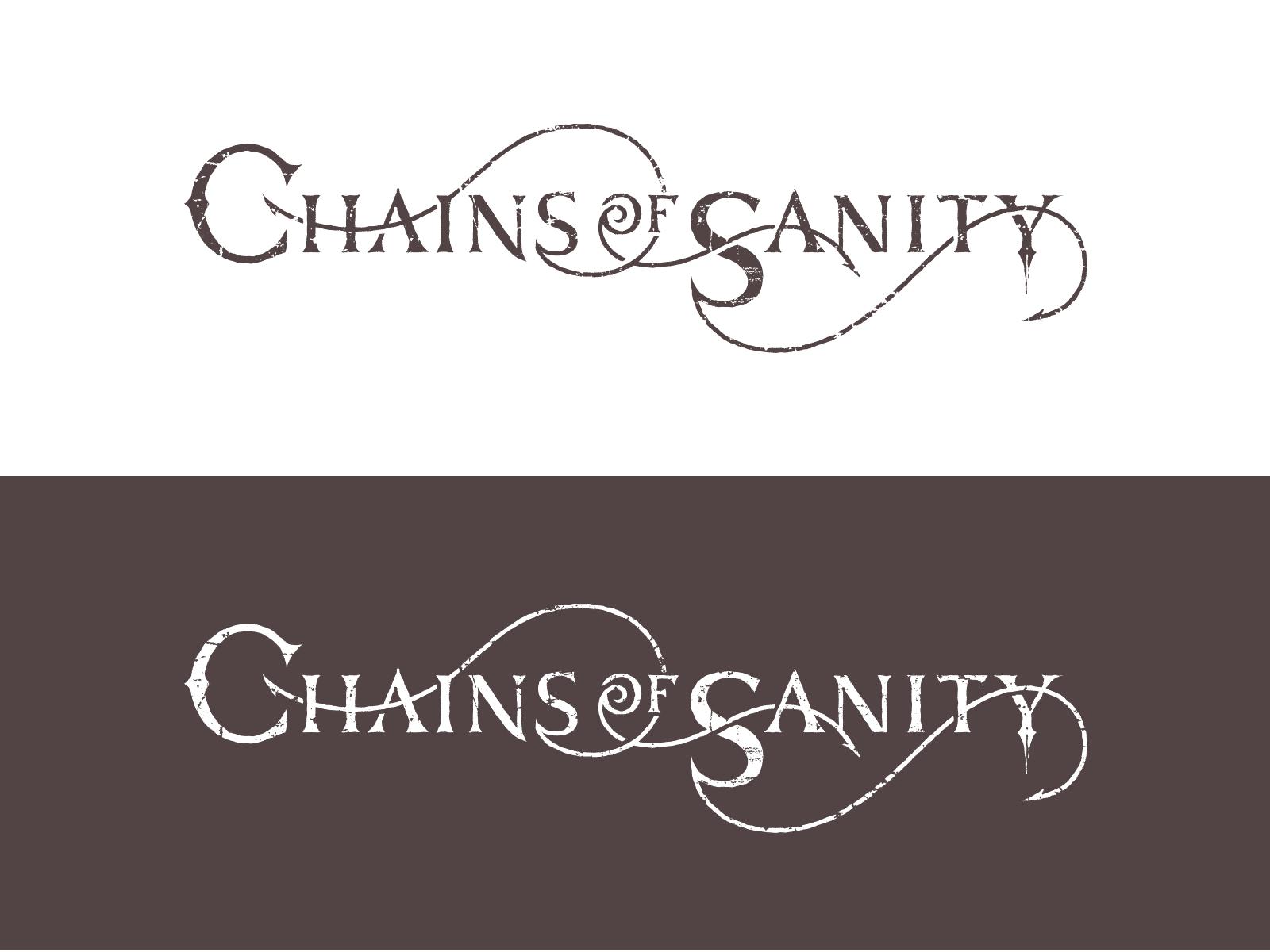 Chains of Sanity Logo Design
