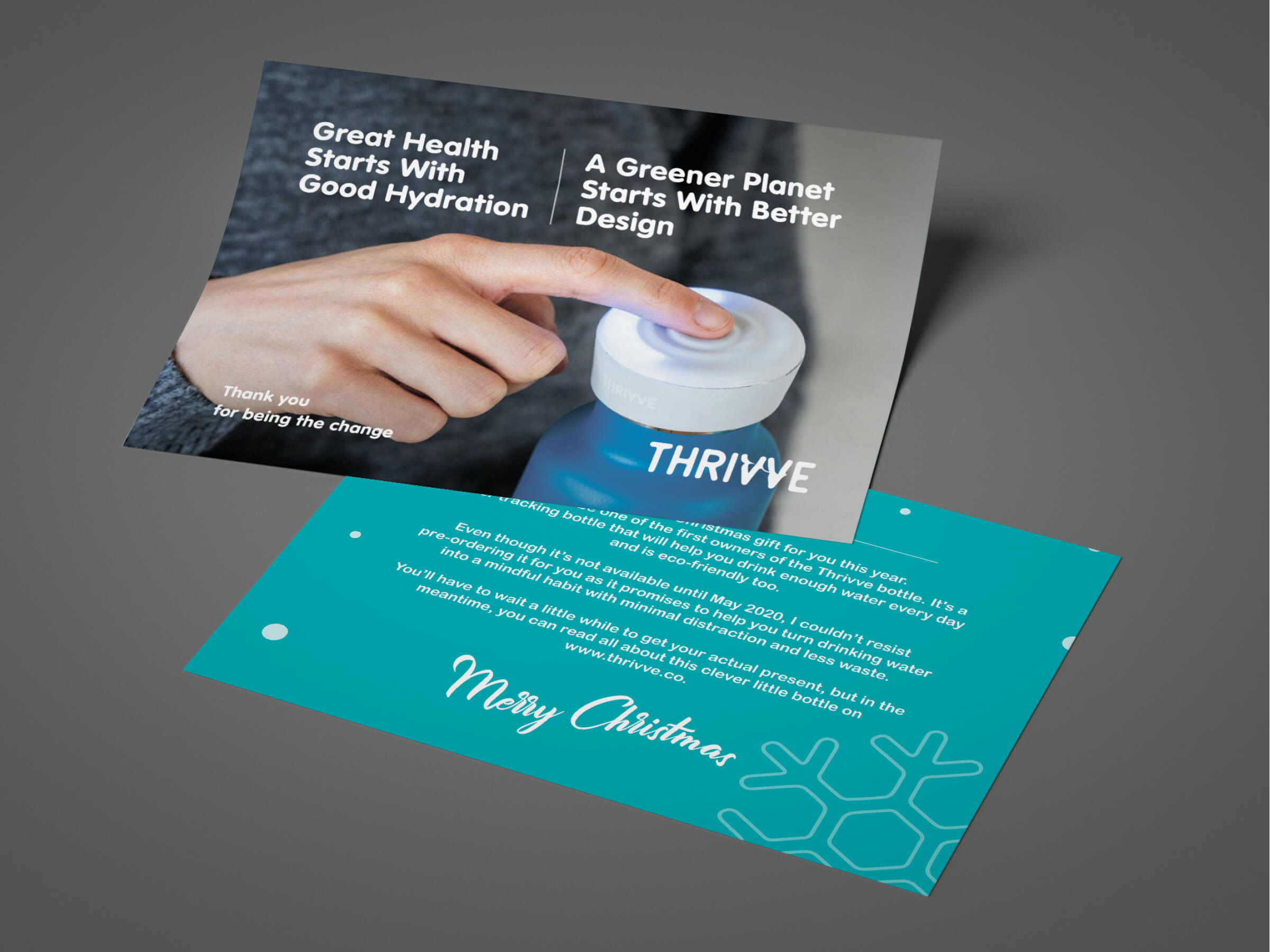 Thrivve Flyer Design