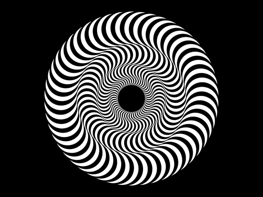 Optical Illusion example 2